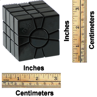 Mf8 Super Square 1 DIY - Black Body
