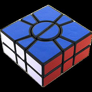 2 Layer Super Square 1 - Black Body