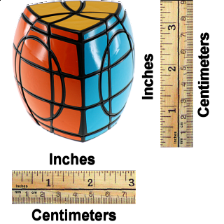 Standard 3 Layer Pentahedron Puzzle - Black Body
