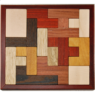 Puzzle Solution for Lila Holz