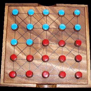 Alquerque Game