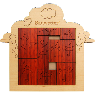 Puzzle Solution for Sauwetter