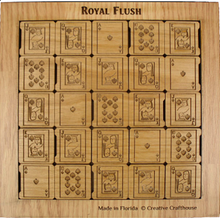 Royal Flush - Alder