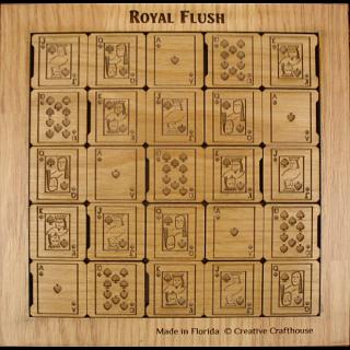 Royal Flush - Alder