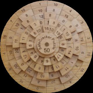 Safecracker 50 Puzzle