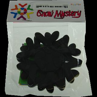 Snow Mystery Puzzle - DIY