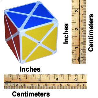 Dino Cube - White Body