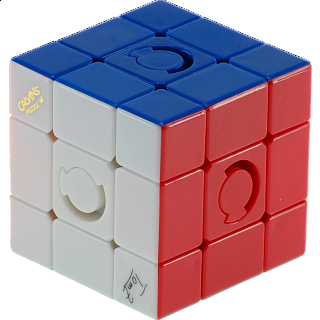 Constrained Cube 180 - Stickerless