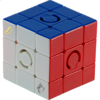 Constrained Cube 270 - Stickerless