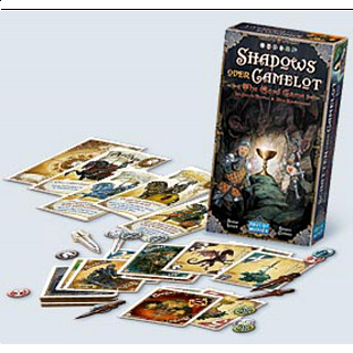 Shadows Over Camelot - The Card Game