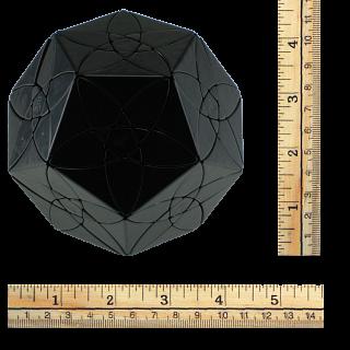 Bauhinia Dodecahedron DIY - Black Body