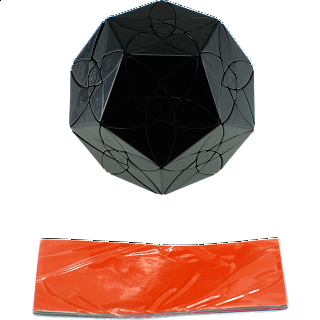 Bauhinia Dodecahedron - Black Body - DIY - MF8