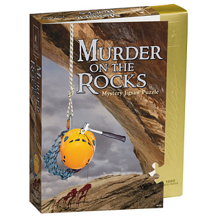 Murder Mystery - Murder on the Rocks
