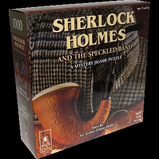 Murder Mystery - Sherlock Holmes