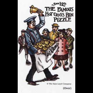 The Famous Hot Cross Bun Puzzle