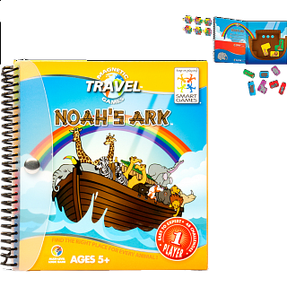 Magnetic Travel Games - Noah's Ark