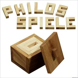 Puzzle Solution for Philos Puzzle