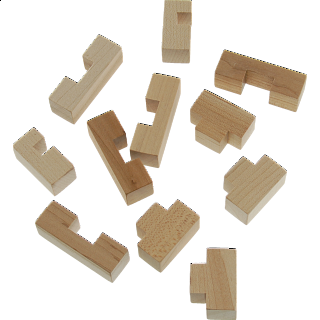 Ziggurat Puzzle