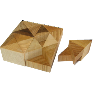 Cuboid 1 - Without Tray