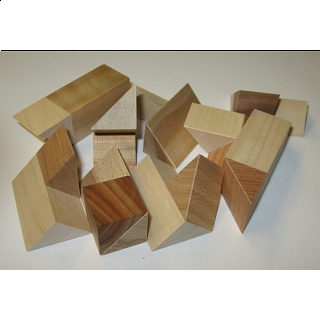 Triangle 9 x 3 (no tray)