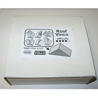 Roof Vinco - Without Tray