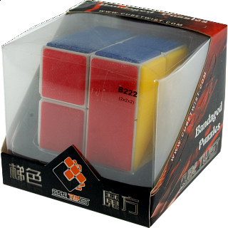 CT Bandaged 2x2x2 - White Body