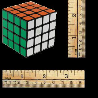 Spring 4x4x4 Cube - Black Body