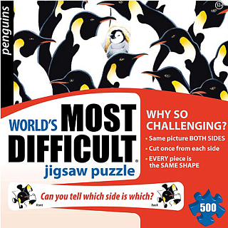 Penguins - World's Most Difficult