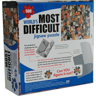 Cats - World's Most Difficult