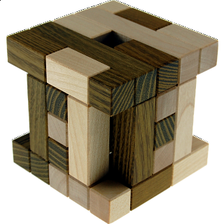 Puzzle Solution for Tetradyma 5x5