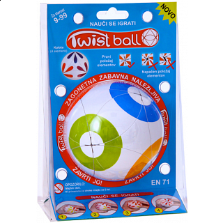 Twist Ball - Ring - XL