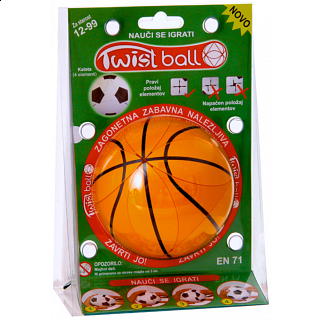 Twist Ball - Basketball