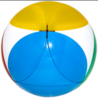 Twist Ball - 5 Colors