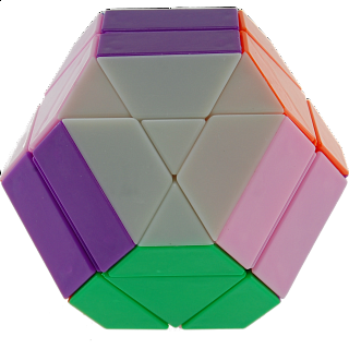 Gem Cube V - Stickerless (v.4)