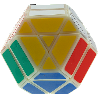 Gem Cube V - Original Plastic Body