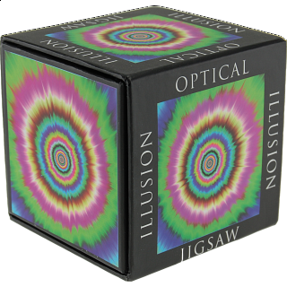 Optical Illusion Jigsaw 6