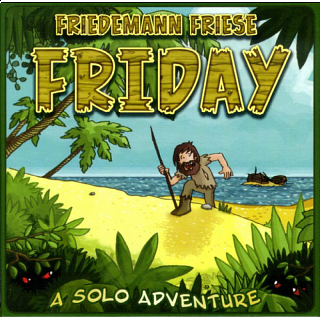 Friday: A Solo Adventure