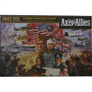 Axis and Allies - 1942 Second Edition