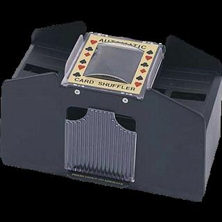 4 Deck Automatic Card Shuffler