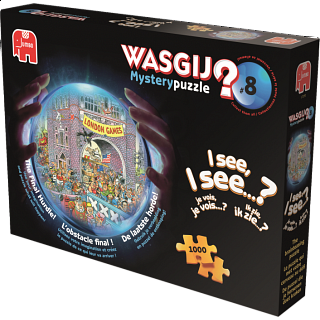 Wasgij Mystery 8: The Final Hurdle