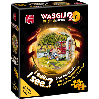 Wasgij Original #7: Bear Necessaties