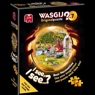 Wasgij Original #7: Bear Necessaties