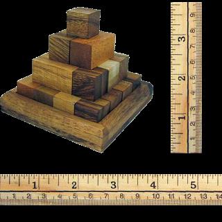 Pagoda Pyramid