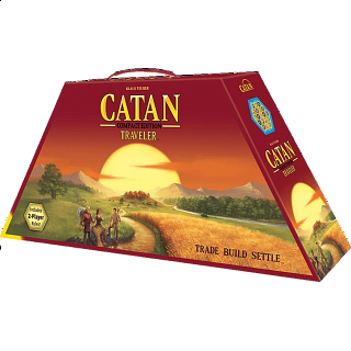 Catan Traveler (Compact Edition)