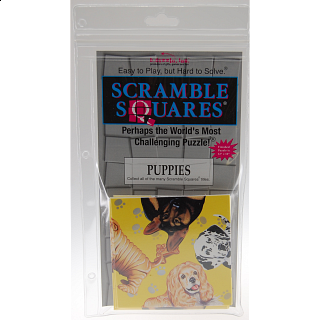 Scramble Squares - Puppies