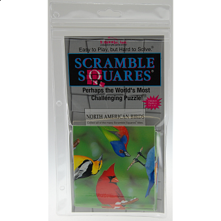 Scramble Squares - North American Birds