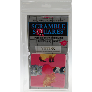 Scramble Squares - Kittens
