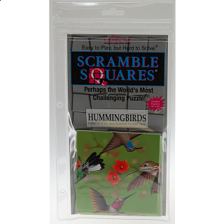 Scramble Squares - Hummingbirds