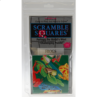 Scramble Squares - Frogs