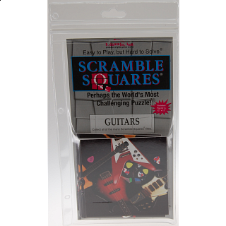 Scramble Squares - Guitars